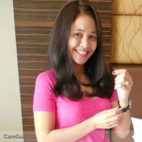 Canadian Nanny Provider Irene Mollejon's Profile Picture
