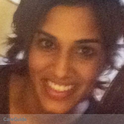 Canadian Nanny Provider Malikah Alibhai's Profile Picture
