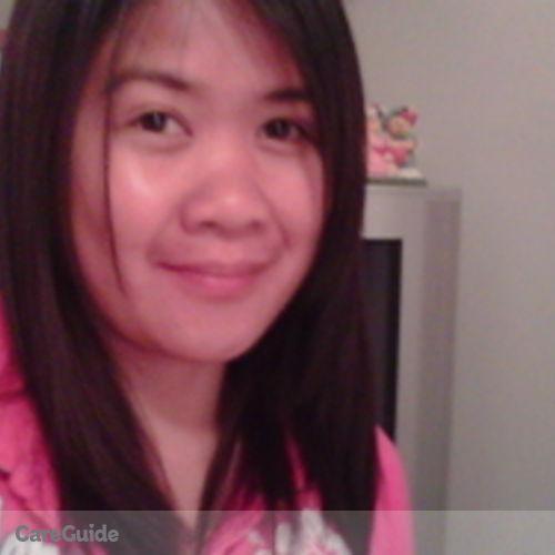 Canadian Nanny Provider Louvele Palma's Profile Picture