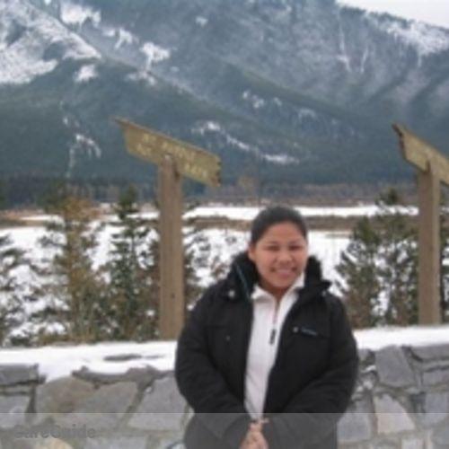 Canadian Nanny Provider Princess Mae Zafra's Profile Picture