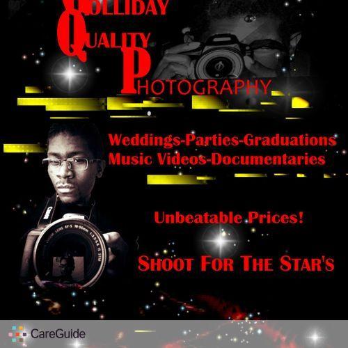 Videographer Provider Dee Golliday's Profile Picture