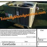 New Year Special Hvac & Handyman work...