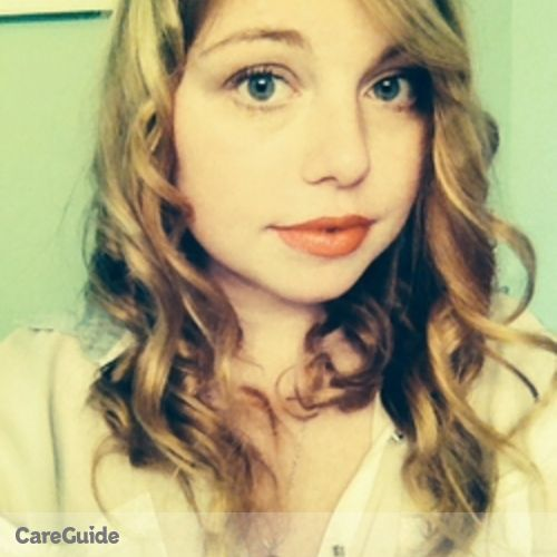 Canadian Nanny Provider Madii Nichol's Profile Picture