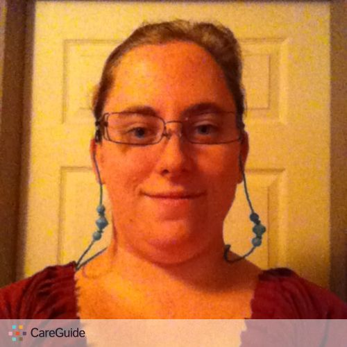 Pet Care Provider Jasmine E's Profile Picture
