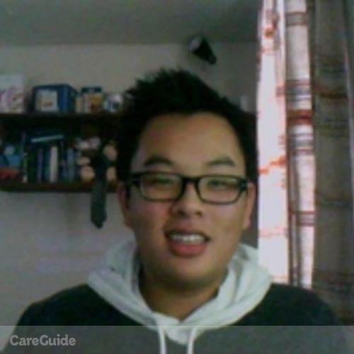 Canadian Nanny Provider Alexander Nguyen's Profile Picture