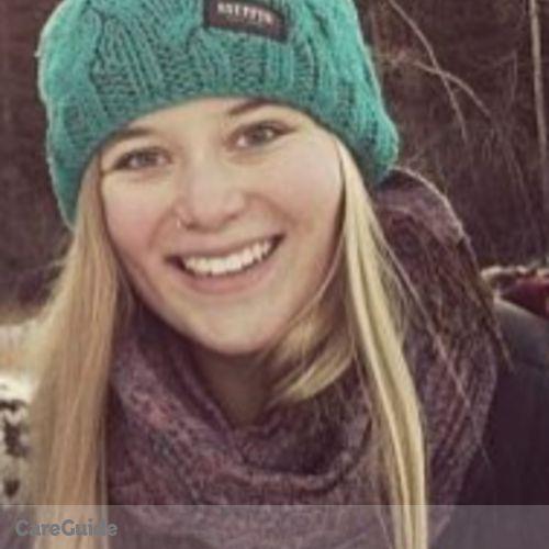Canadian Nanny Provider Georgia E's Profile Picture