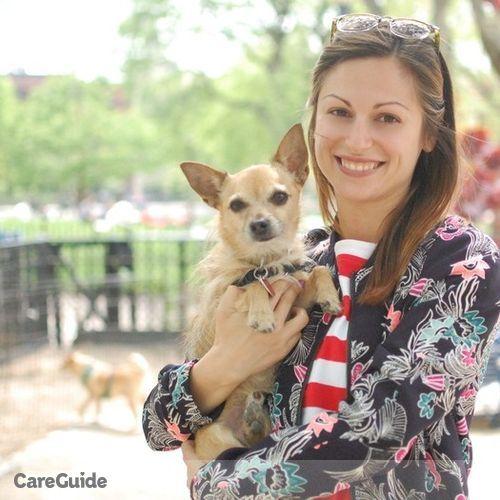 Pet Care Provider Tanya Lim's Profile Picture