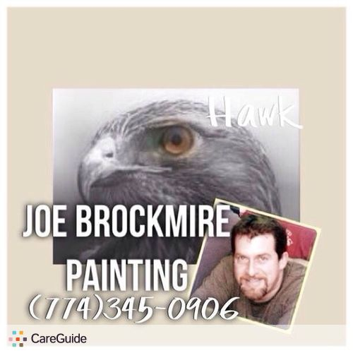 Painter Provider Joe Brockmire's Profile Picture