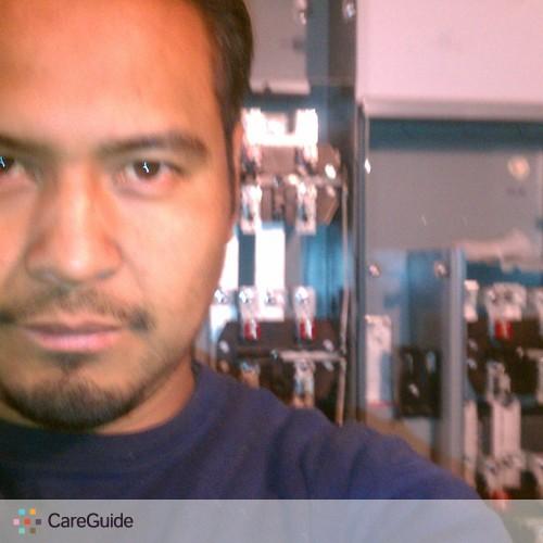 Handyman Provider Jorge Funes's Profile Picture