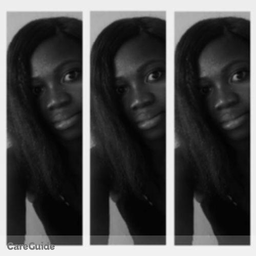 Canadian Nanny Provider Eva Yeboah's Profile Picture