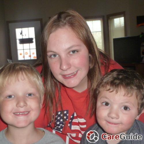 Child Care Provider Ashley Kramer's Profile Picture
