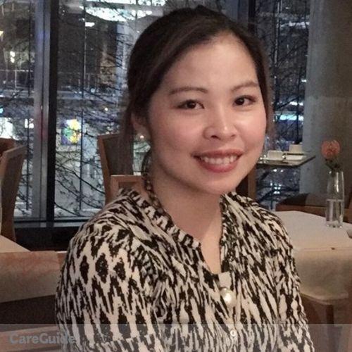 Canadian Nanny Provider Coralou Ann Barrosa's Profile Picture