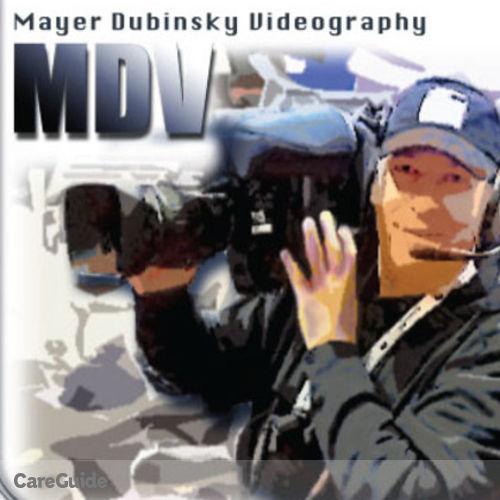 Videographer Provider Mayer D's Profile Picture