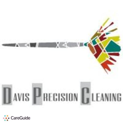 Housekeeper Provider Davis Precision Cleaning Llc's Profile Picture