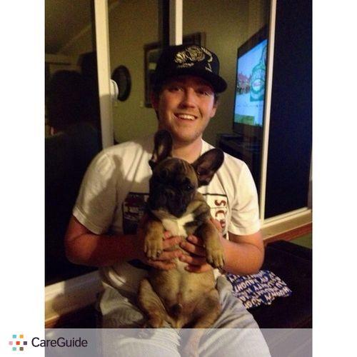 Pet Care Provider Chantz H's Profile Picture