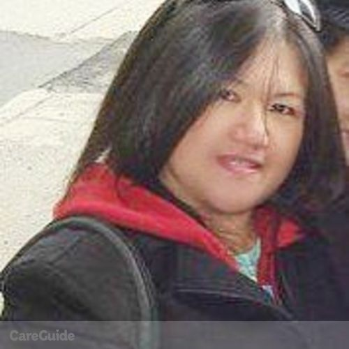 Canadian Nanny Provider Martha L's Profile Picture
