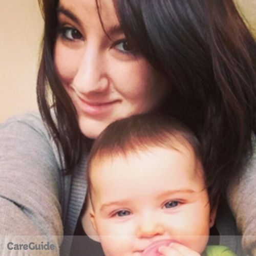 Canadian Nanny Provider Karisma Page's Profile Picture
