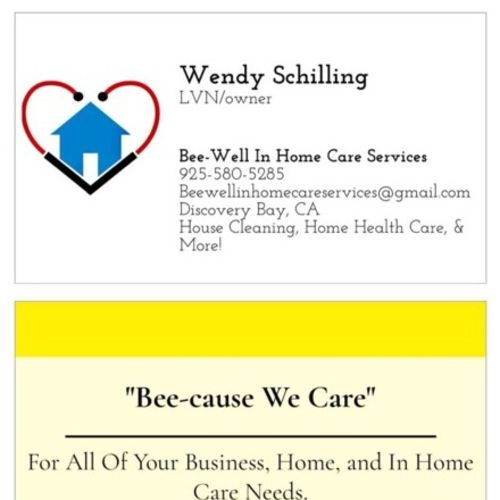 Housekeeper Provider Wendy Schilling's Profile Picture