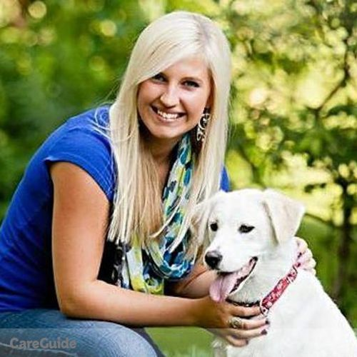 Pet Care Provider Ashleigh Rudlong's Profile Picture