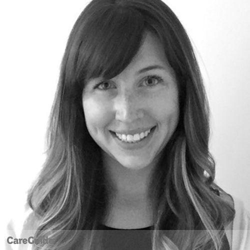 Canadian Nanny Provider Alanah G's Profile Picture