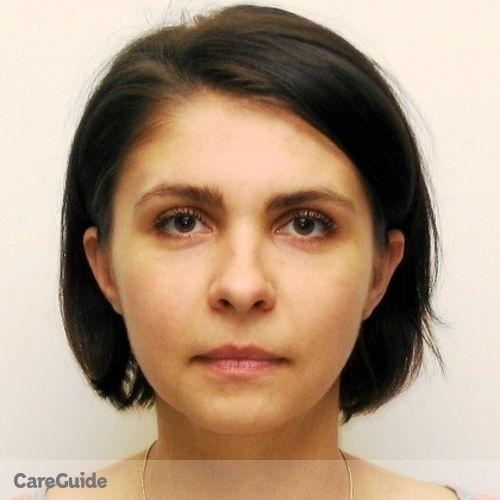 Canadian Nanny Provider Malgorzata Moskal's Profile Picture