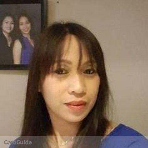 Canadian Nanny Provider Lyn Padirayon's Profile Picture