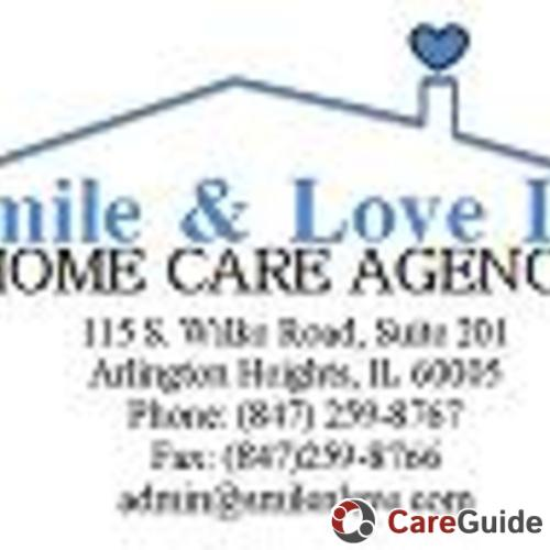 Smile and Love, Inc. (Home Care Services)