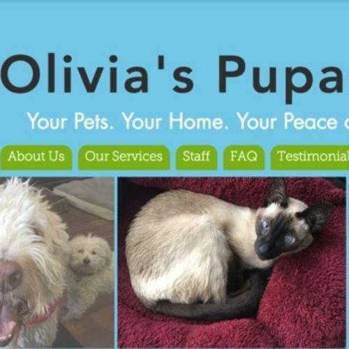Pet Care Provider Olivia P's Profile Picture