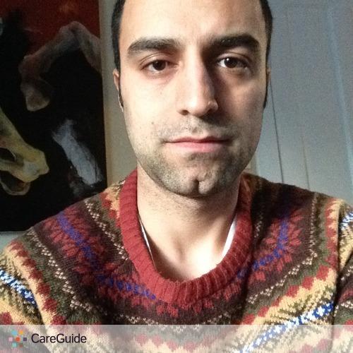 Tutor Provider Pooyan H's Profile Picture