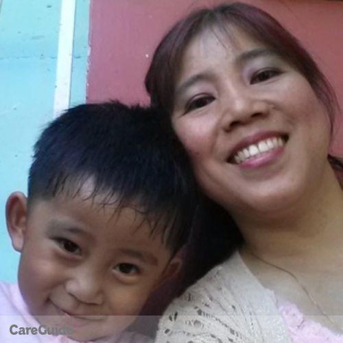 Canadian Nanny Provider Melinda Hipol's Profile Picture
