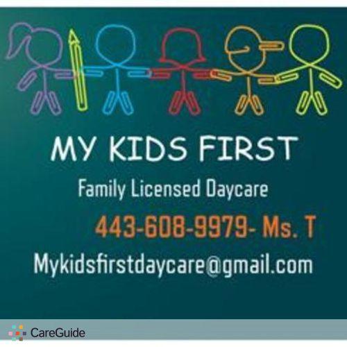 Child Care Provider Tanisha H's Profile Picture