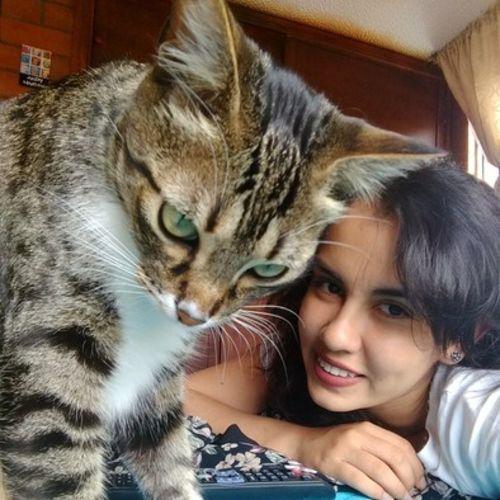 Pet Care Provider Francy Lorena G's Profile Picture