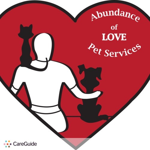Pet Care Provider Abundance of Love Pet Services's Profile Picture