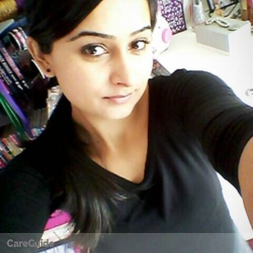 Canadian Nanny Provider Sandeep Kaur's Profile Picture