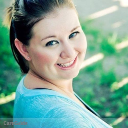 Canadian Nanny Provider Tiffany Giesbrecht's Profile Picture