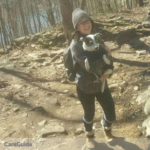 Pet Care Provider Sydney Quinn's Profile Picture