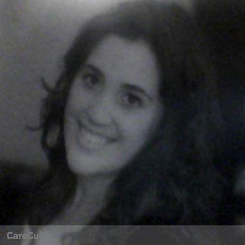Canadian Nanny Provider Julia T's Profile Picture