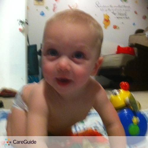 Child Care Job Jessica Zebrowski's Profile Picture