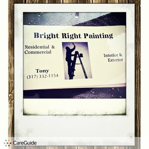 Painter Provider Daryl Carter's Profile Picture