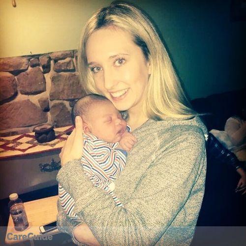 Canadian Nanny Provider Kyla Koke's Profile Picture