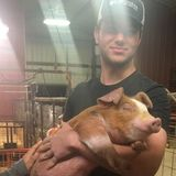 Im Colton and can work with you on what you need for the animal you love.