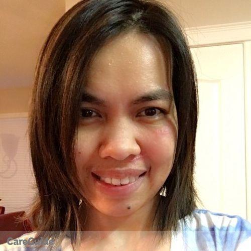 Canadian Nanny Provider Elsa Comia's Profile Picture
