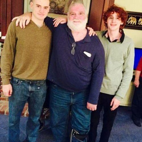 Elder Care Job Brian Hinchey's Profile Picture
