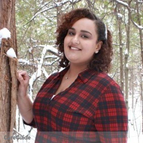 Canadian Nanny Provider Ashley Manion's Profile Picture