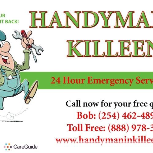 Handyman Provider Handyman in K's Profile Picture