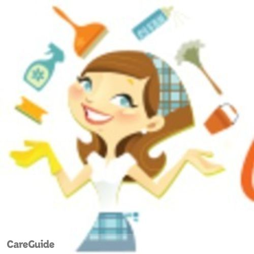 Housekeeper Provider Cris and Friends Cleaning Service, LLC's Profile Picture