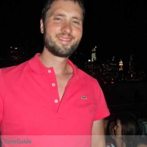 Canadian Nanny Provider Shane Mcferran's Profile Picture