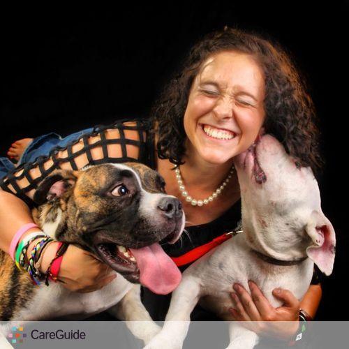 Pet Care Provider Amber Rabun's Profile Picture