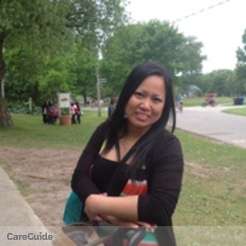 Canadian Nanny Provider Cheryl P's Profile Picture