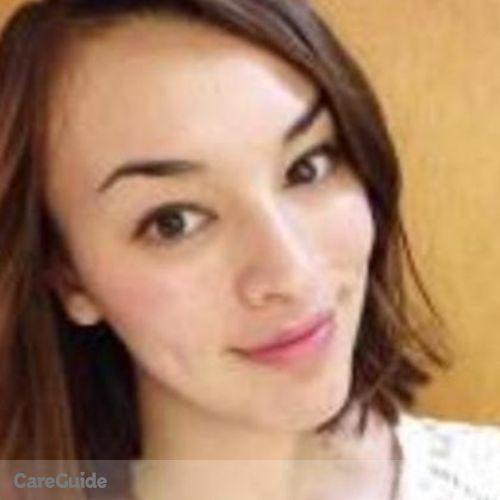 Canadian Nanny Provider Amy C's Profile Picture